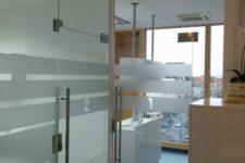 Schaufensterbeklebung und Folienverklebungen