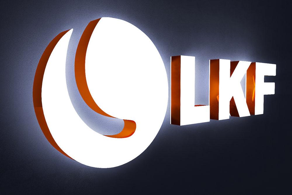 Profil LKlux 11FB beleuchtet